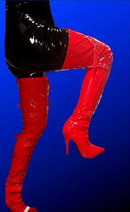 Pin auf Thigh high boots