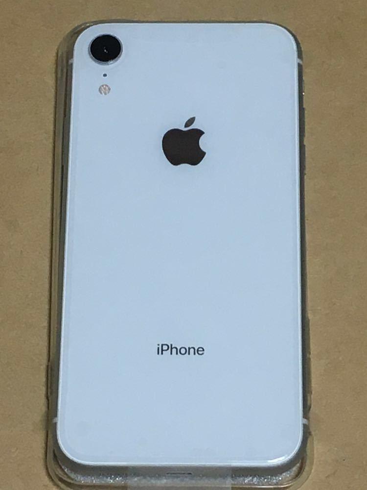 iphone Xr 64GB SoftBank 新品未使用 残債なし SIMフリー 送料無料_画像4