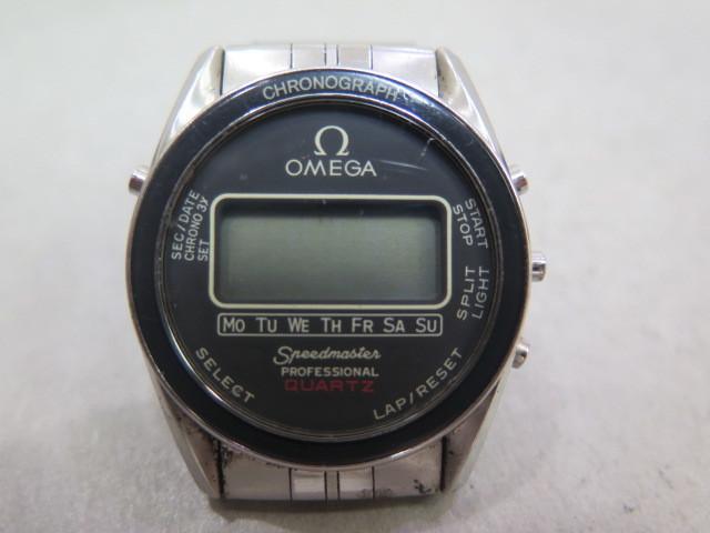☆OMEGA☆ オメガ スピードマスター プロフェッショナル デジタル_画像2