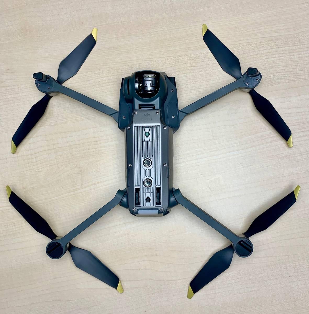 【難あり】DJI MAVIC PRO 専用ケース付き 映像撮れませんが飛行は問題なし!練習用、入門機などに!_画像3