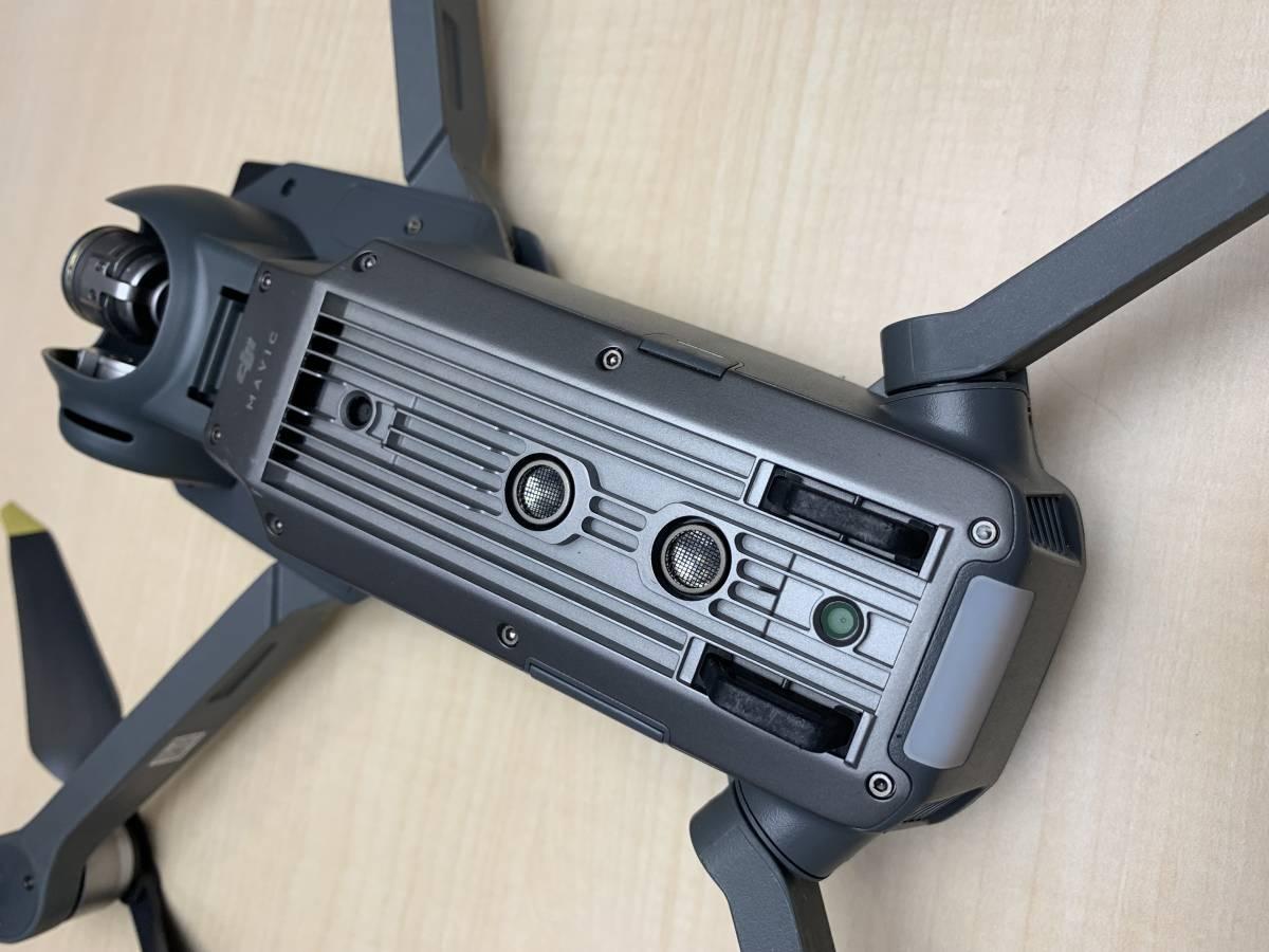 【難あり】DJI MAVIC PRO 専用ケース付き 映像撮れませんが飛行は問題なし!練習用、入門機などに!_画像4