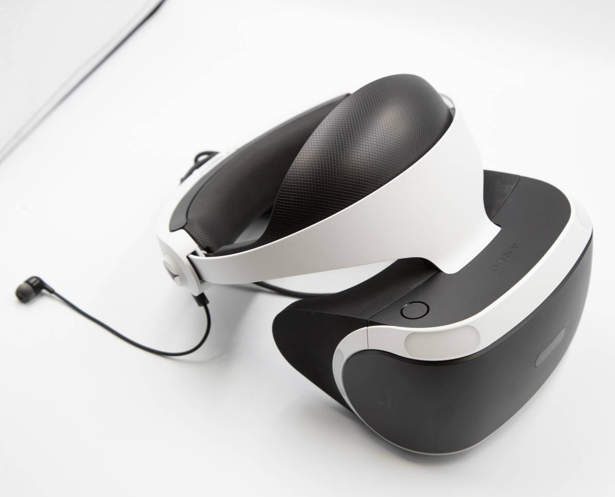 PlayStation VR PlayStation Camera 同梱版 2017年12月 購入 オマケ付!!