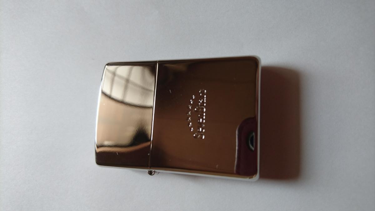 タバコ銘柄 Seven Stars セブンスターZippo 2002年未使用品ジッポーです_画像2