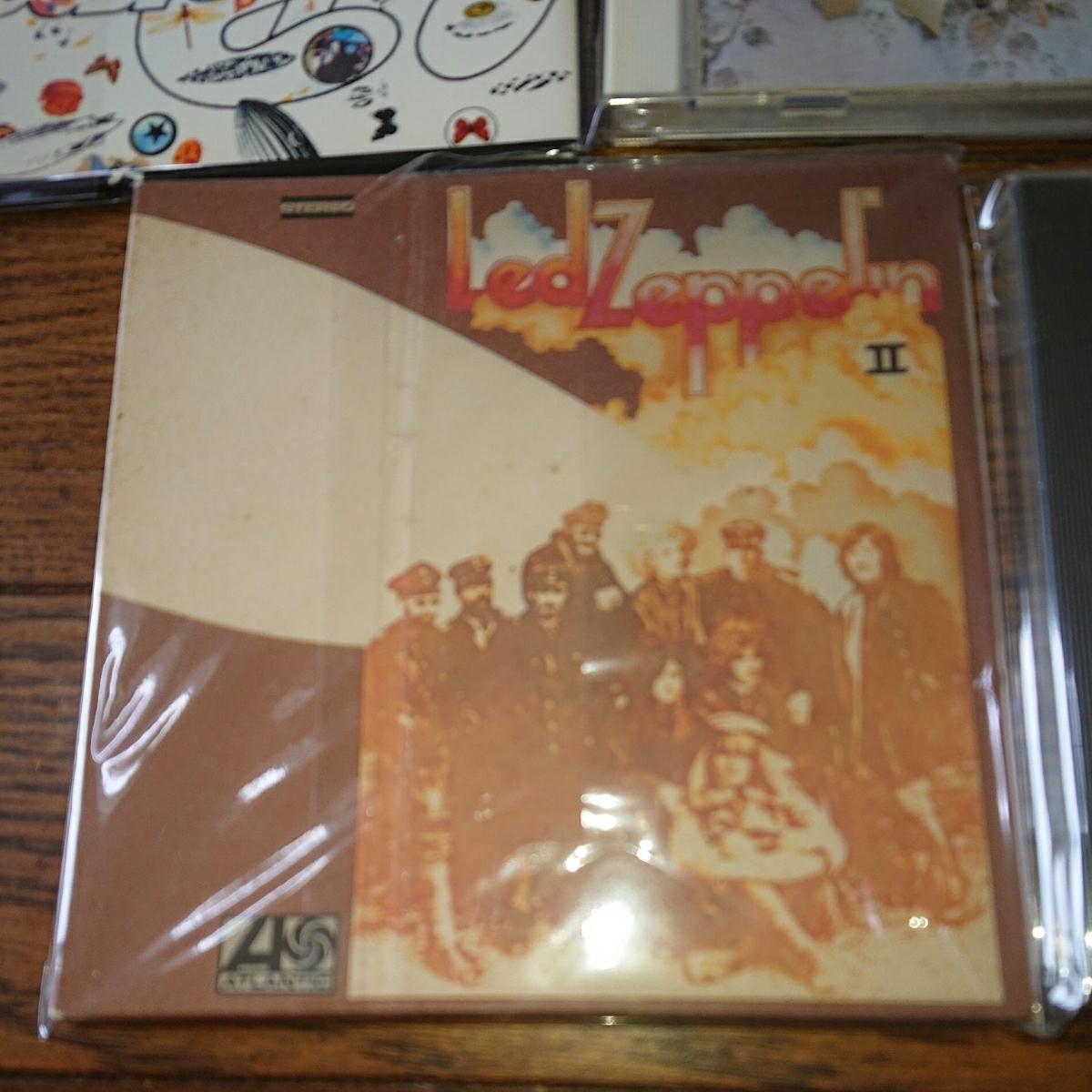 レッド・ツェッペリン Ⅰ~Ⅴ CD 5枚セット 未開封 ジミー・ペイジ、ロバート・プラント、ジョン・ボーナム、ジョン・ポール・ジョーンズ