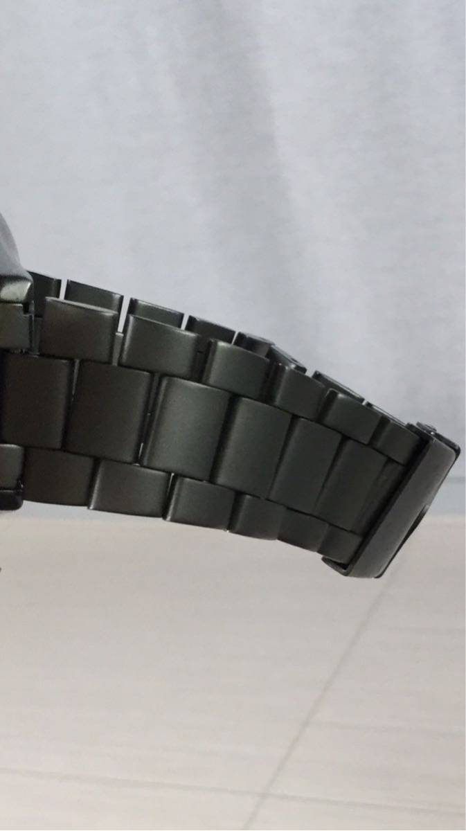 CITIZEN シチズン プロマスター ECO-Drive エコドライブ 20bar RESIST TITANIUM チタン7828-H09971 TA GN-4W-UL 920095 メンズ 男性 腕時計_画像10
