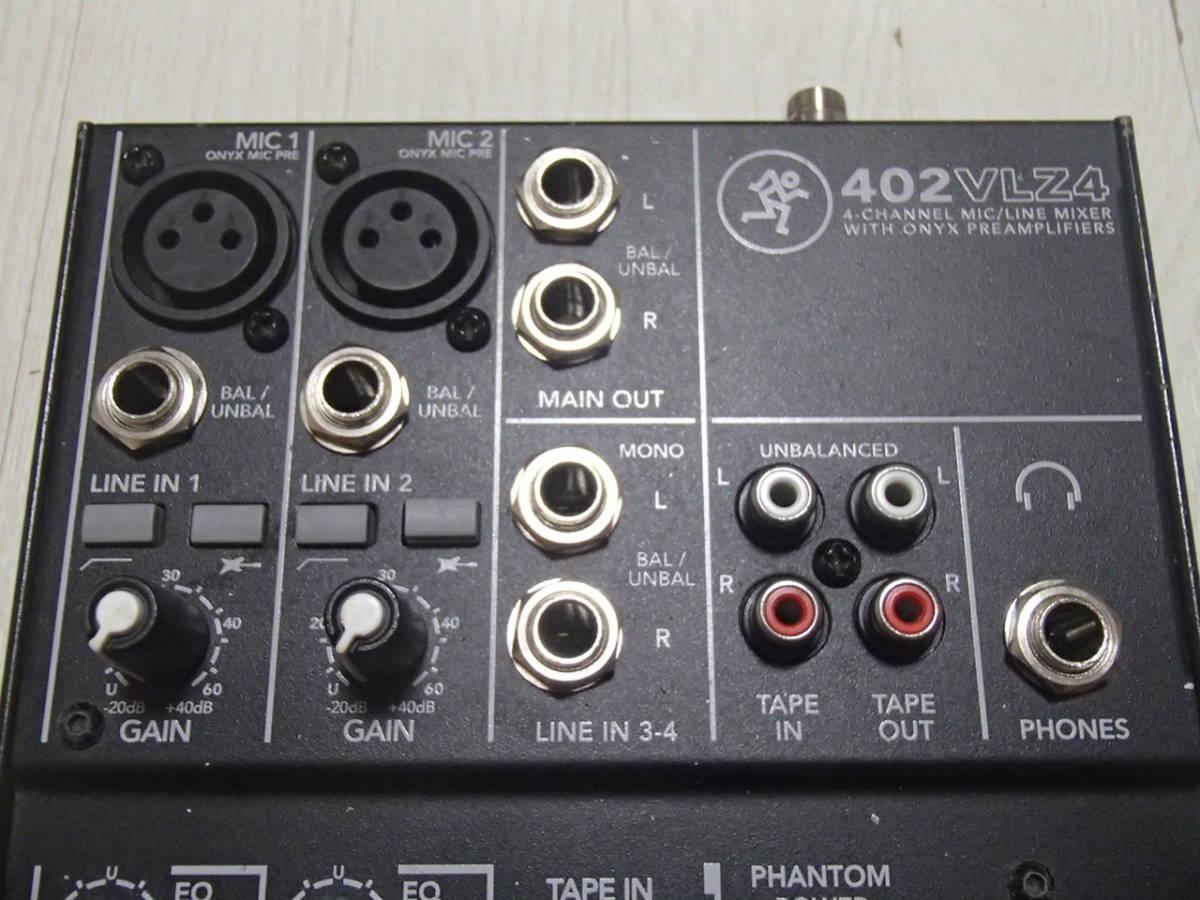MACKIE 402-VLZ4_画像3