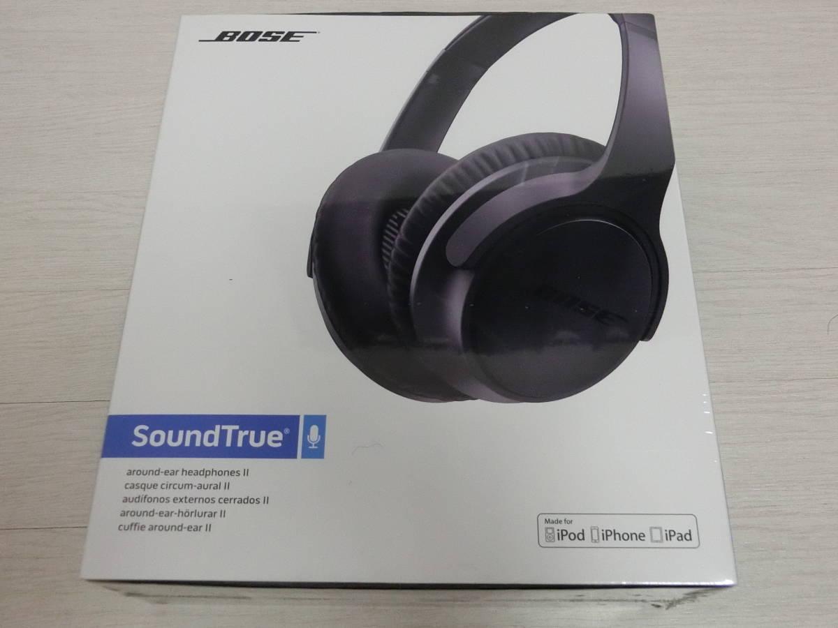 【未開封品】HE-294◆BOSE Sound True Around Ear Ⅱ 中古品