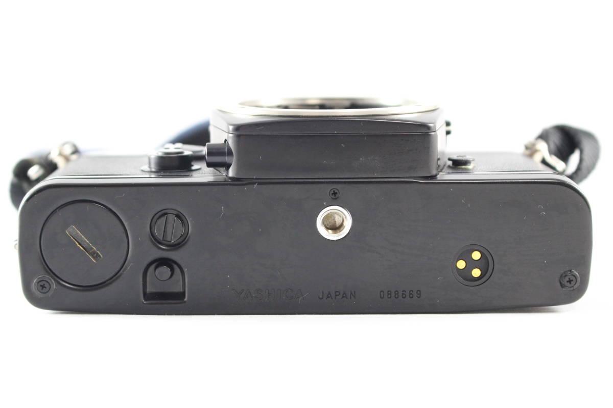 CONTAX コンタックス RTS フィルムカメラ ボディ + Carl Zeiss カールツァイス Planar T* 50mm F1.4 レンズ セット_画像8