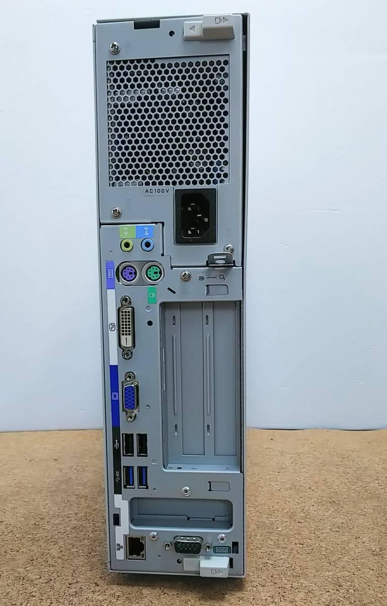 ◆◇896 NEC Mate MK36HE-K PC-MK36HEZLA5SK Corei7-4790 3.60GHz DVDスーパーマルチドライブ◇◆_画像6