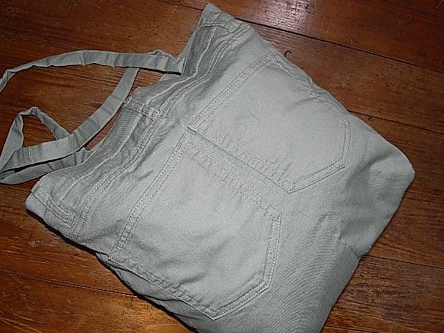 Jeans型 TOTE 良品USED。_画像2