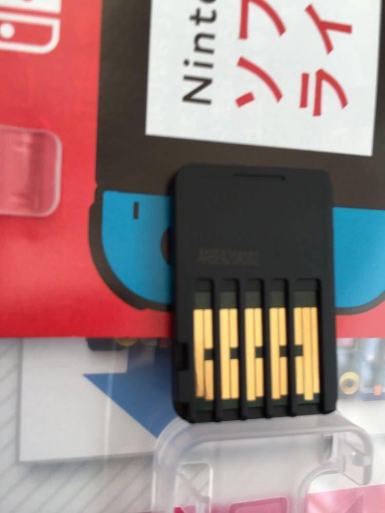 【美品】任天堂スイッチ Nintendo Switch マリオカート8デラックス_画像5