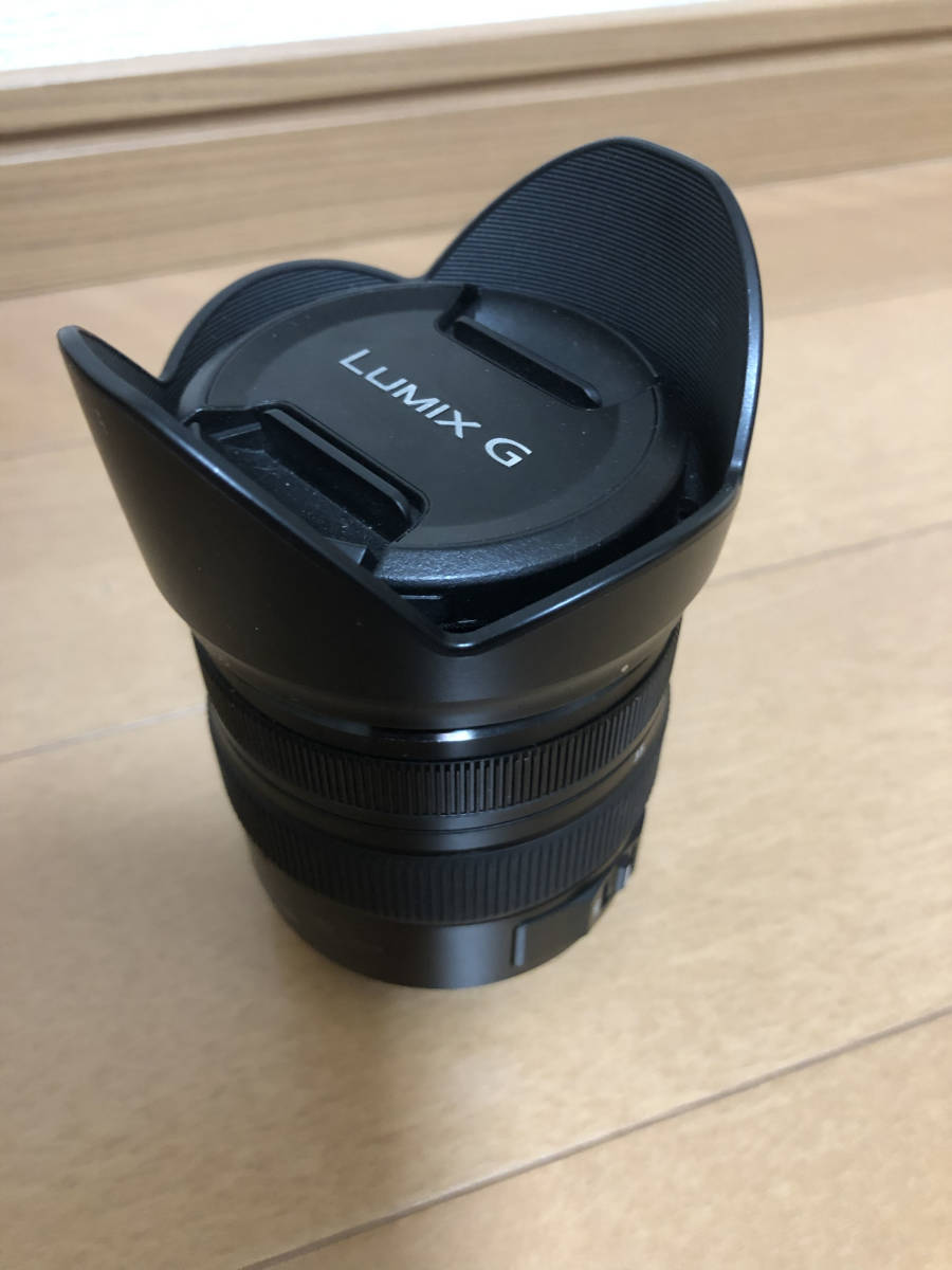 おまけ付き パナソニック ルミックス ズームレンズ LUMIX G X VARIO 12-35mm F2.8 II ASPH. POWER O.I.S. H-HSA12035_画像2