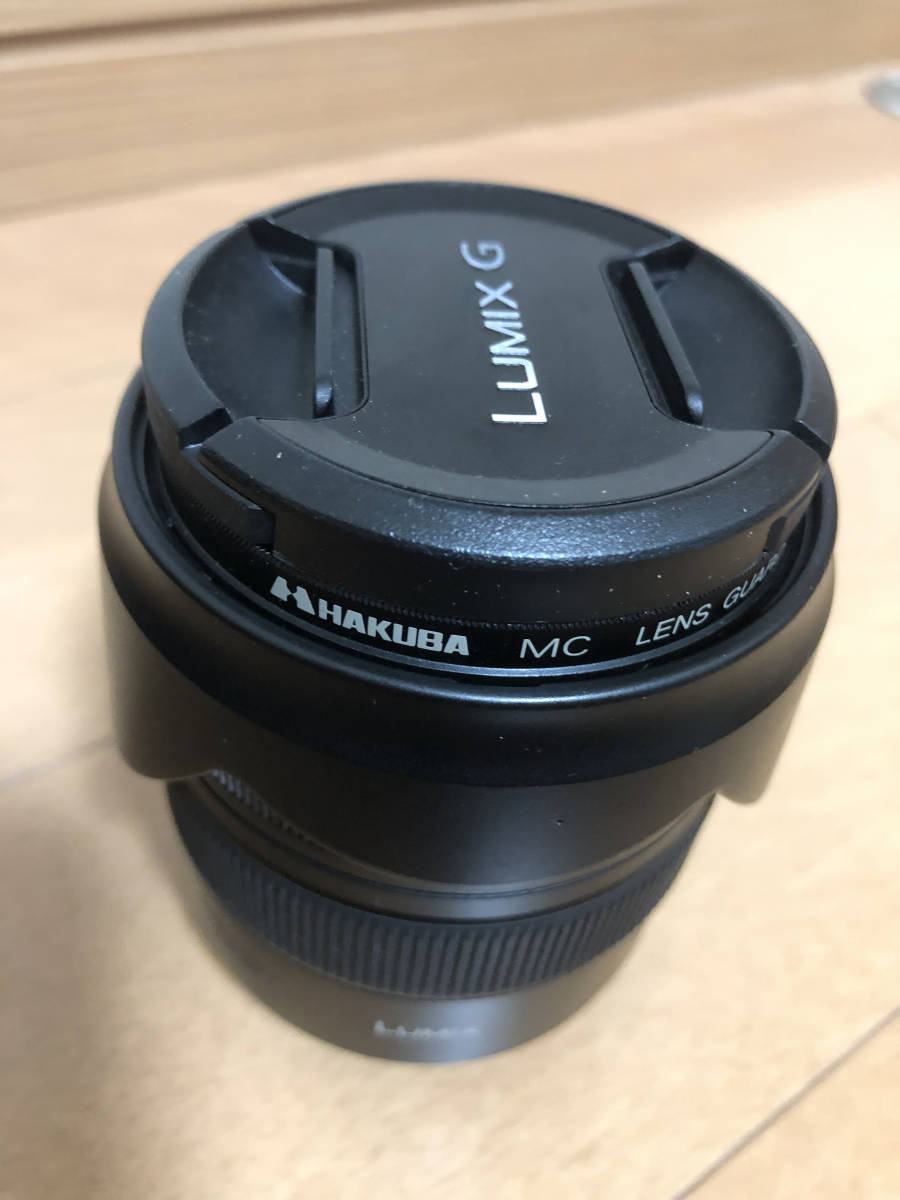 おまけ付き パナソニック ルミックス ズームレンズ LUMIX G X VARIO 12-35mm F2.8 II ASPH. POWER O.I.S. H-HSA12035_画像3