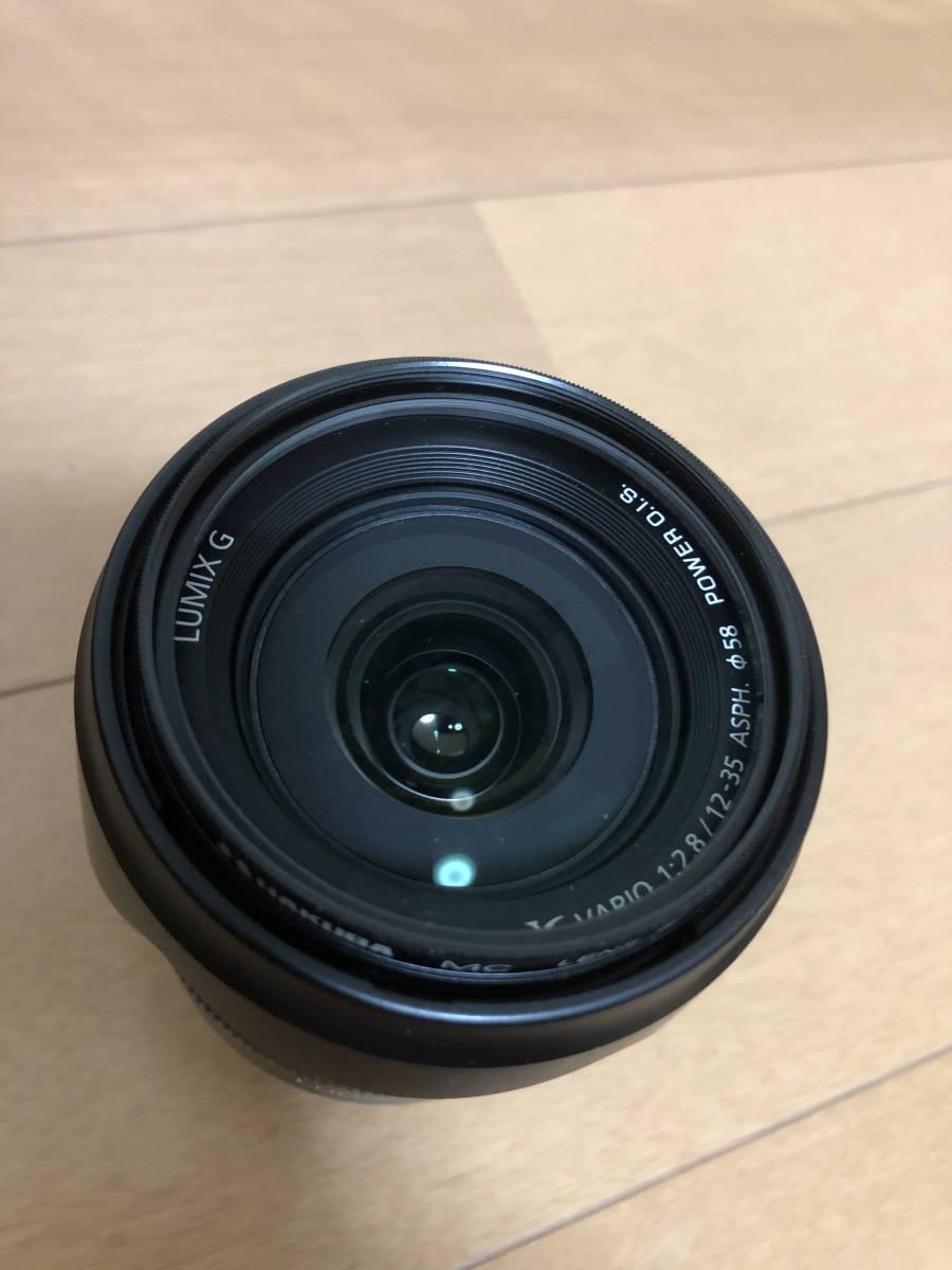 おまけ付き パナソニック ルミックス ズームレンズ LUMIX G X VARIO 12-35mm F2.8 II ASPH. POWER O.I.S. H-HSA12035_画像4