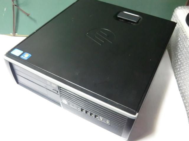 ☆HP Compaq 8200 Core i7 3.4GHz メモリ 4GB HDD 売切り Windows10 Pro 11