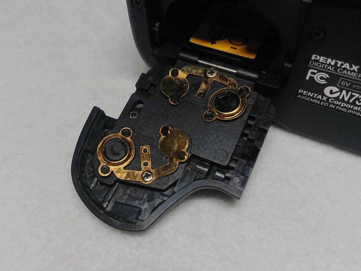 PENTAX ist DL 動作確認済 18-55mm/50-200mm レンズ2本セット 現状渡し_画像4