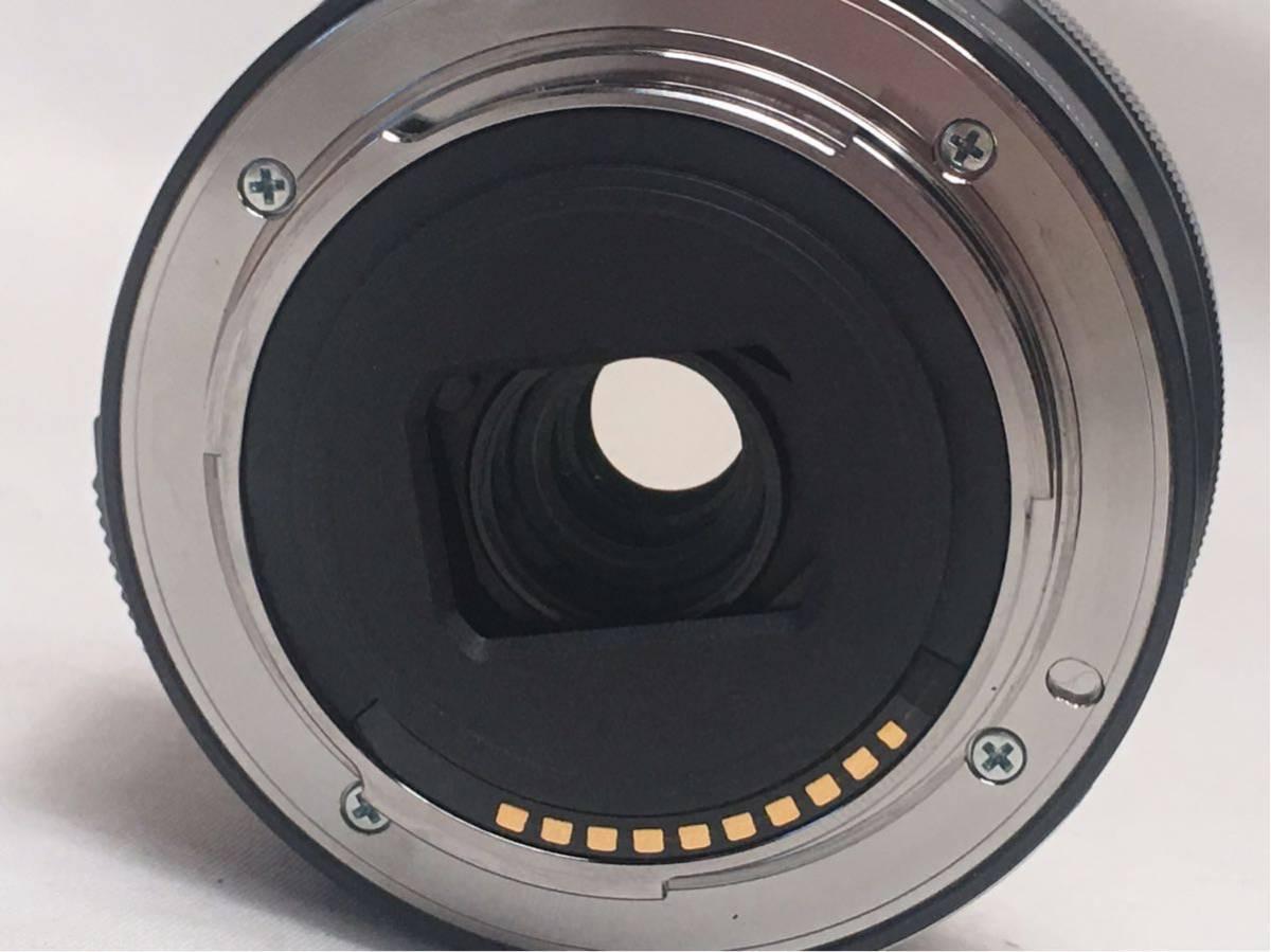 SONY E 3.5-5.6/PZ 16-50 OSS SELP1650 ジャンク品です。_画像5