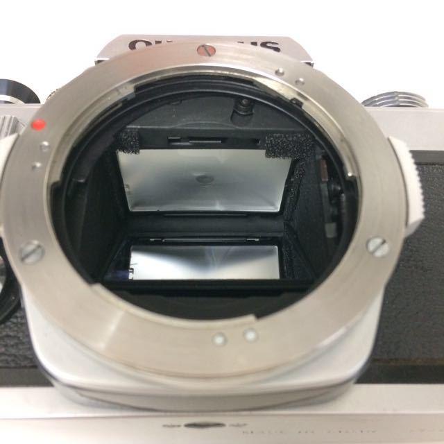 OLYMPUS M-1 + M-SYSTEM 50/f1.8 オリンパス ズイコー_画像3