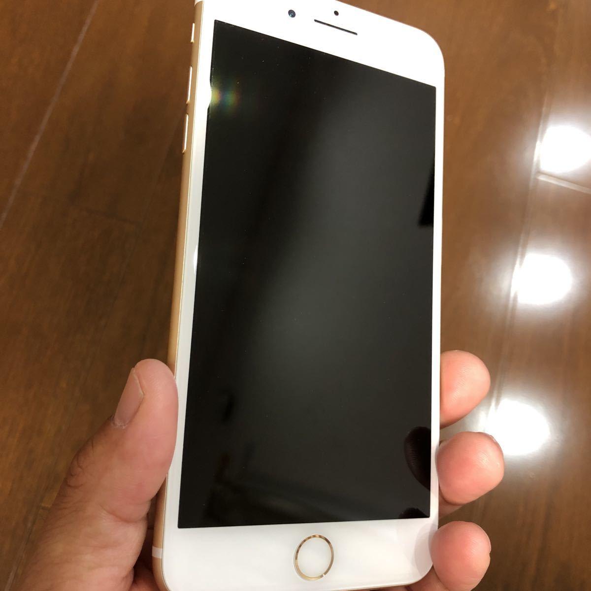 iPhone7 Plus GOLD 256GB ドコモ版 SIMロック解除済み_画像5