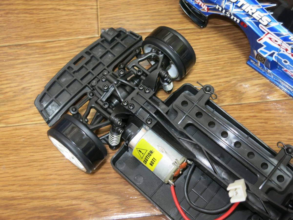 イチロクM用 ヨコモ ラジコン ニッサン 180SX シャーシ_画像3