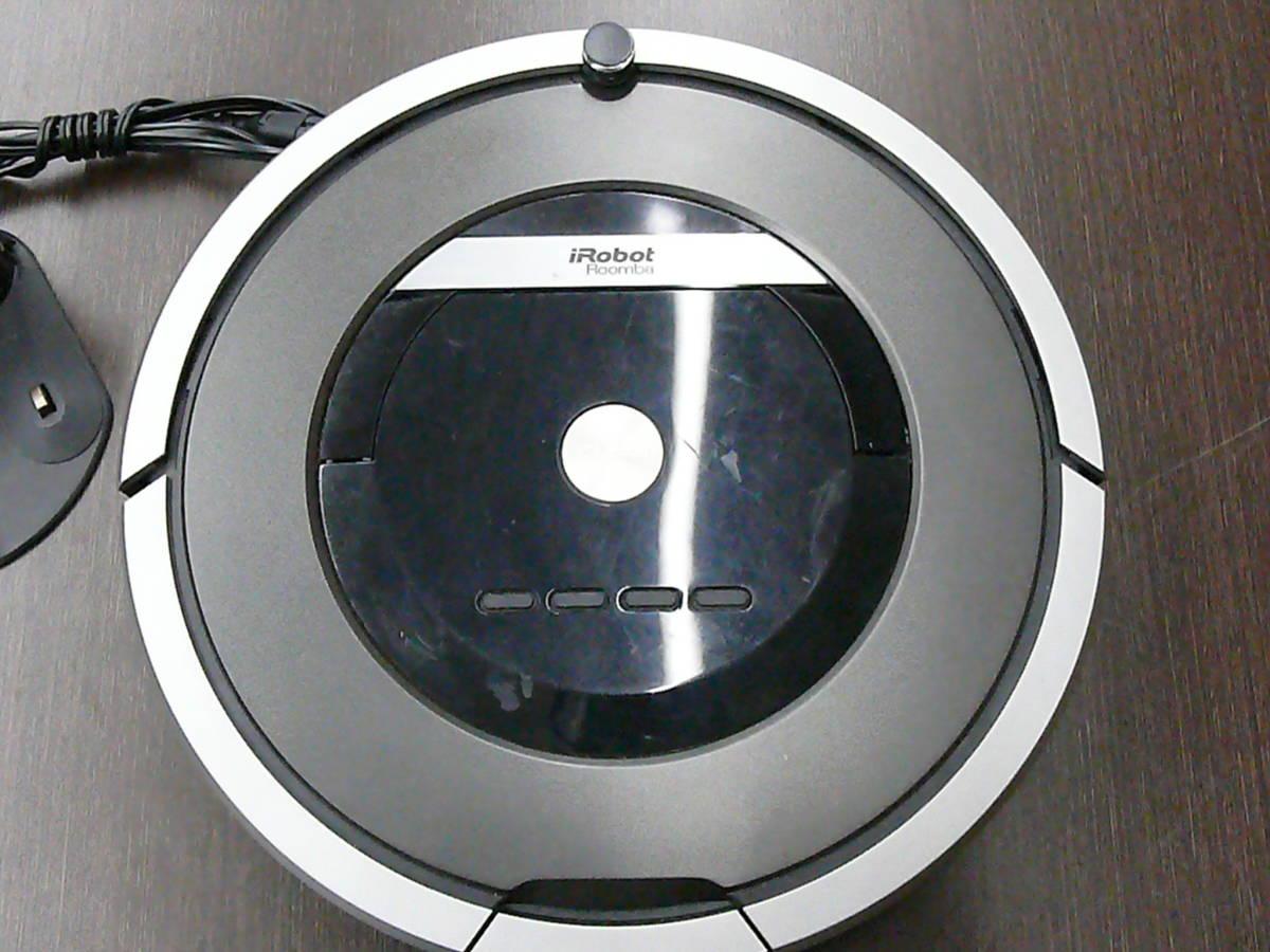 irobot Roomba アイロボット ルンバ 870 ロボット掃除機 動作確認済み (ゆう120)_画像2