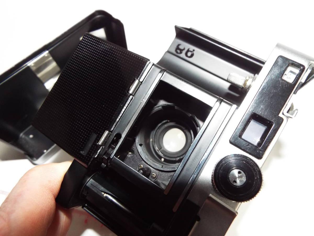 フルサイズ ペトリ カラー35 40㎜F2,8 レンズクモリ      マ22_画像6