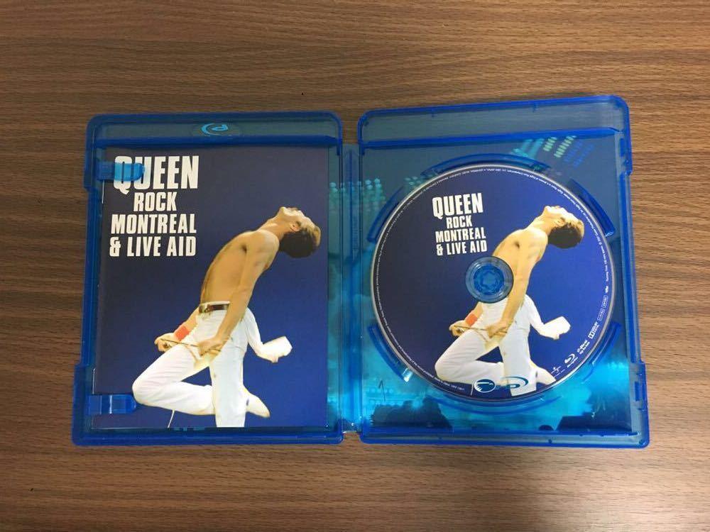 クイーン 伝説の証 ~ロック・モントリオール1981&ライヴ・エイド1985 [Blu-ray] Queen_画像3