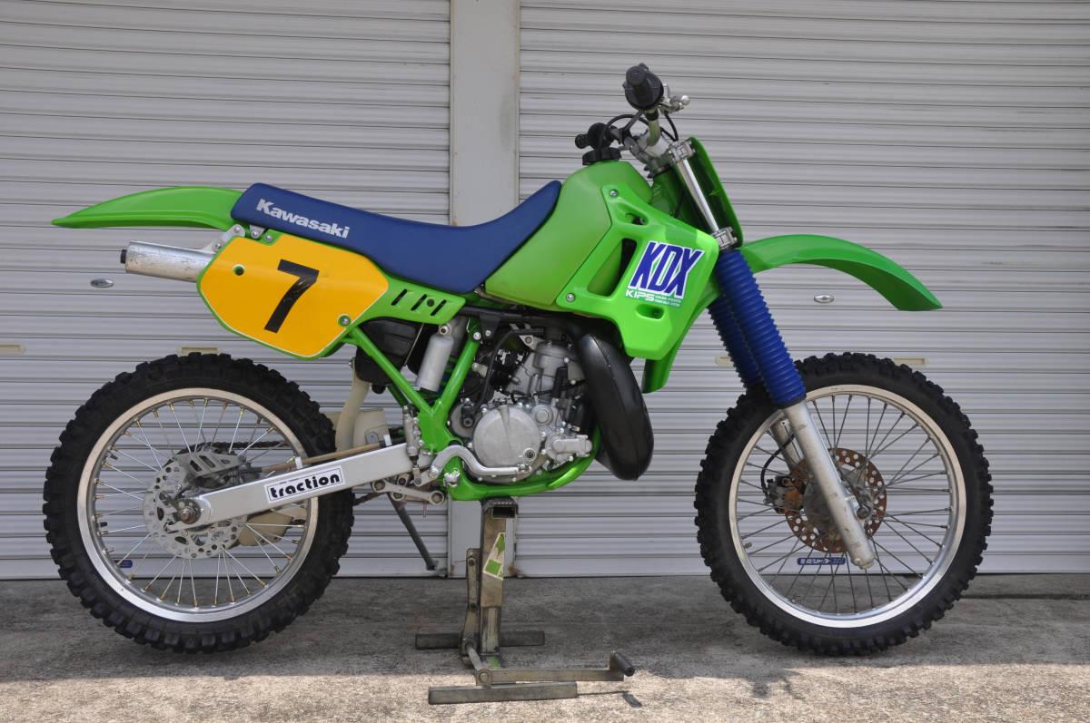 「KDX200R E1 '89モデル エンジン他フルオーバーホール」の画像2