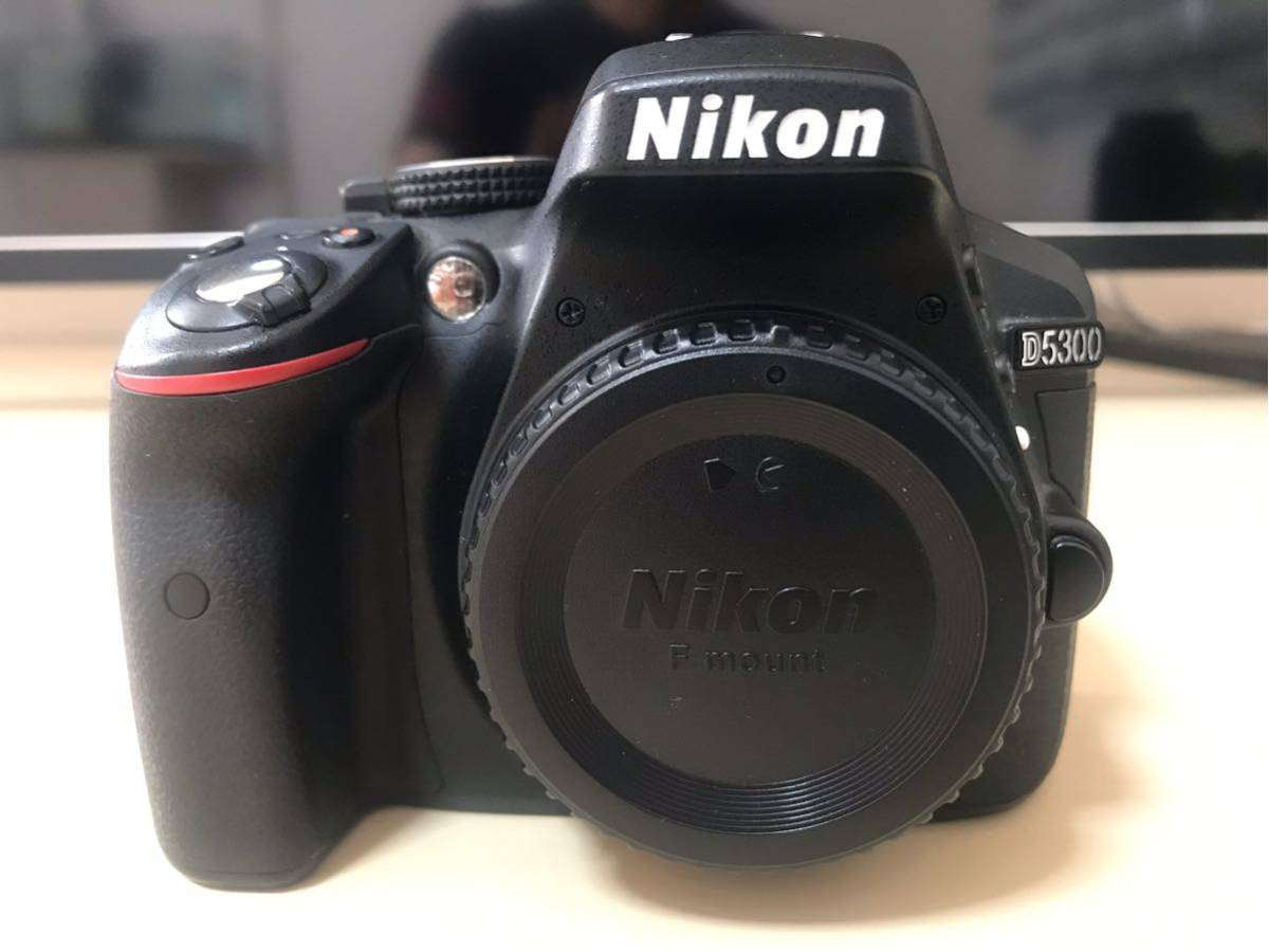 【送料無料】【返品可】NIKON D5300 ダブルームキット2 中古 18-55mm VR 55-200mm VR (ニコン一眼レフ)_画像8