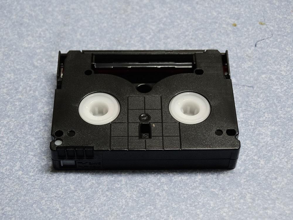 miniDVテープ SONY DVM60 (リサイクルテープ)6本_画像6