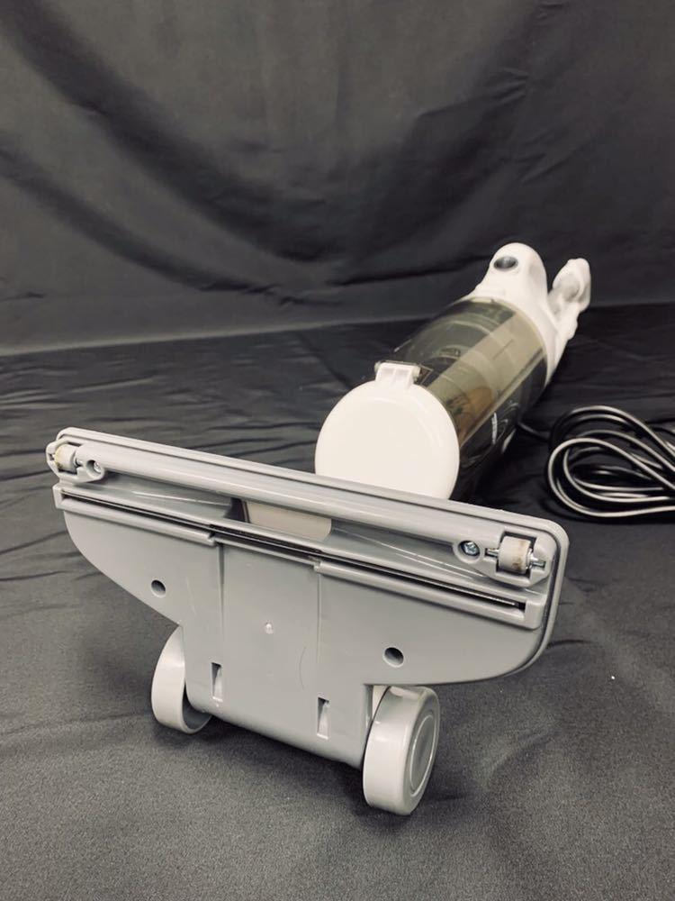 ★美品★ハイアール スティック型サイクロン掃除機 JC-SC100B-W/ホワイト/2018年製_画像7