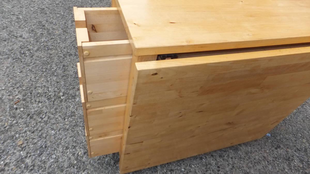 IKEA☆イケア NORDEN☆ノールデン ゲートレッグテーブル バタフライテーブル_画像8