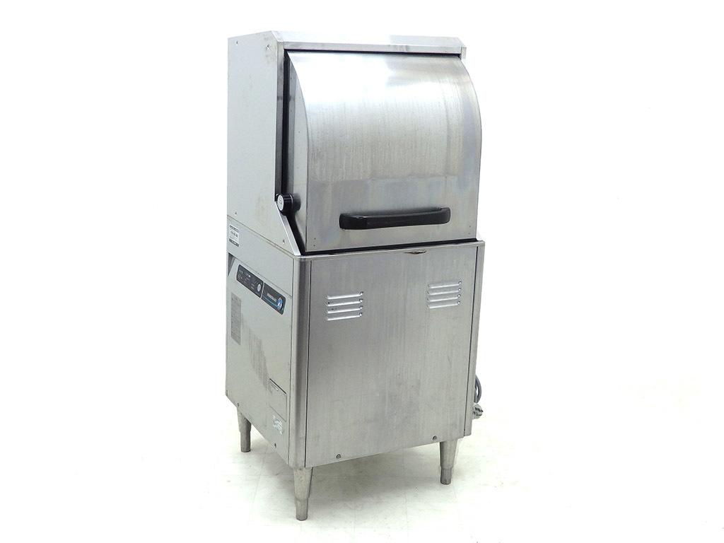 D4053【税込】2016年製 ホシザキ 業務用食器洗浄機 JWE-450RUB3-R/貯湯タンク内蔵/オーバートップ/131万【営業所止め】