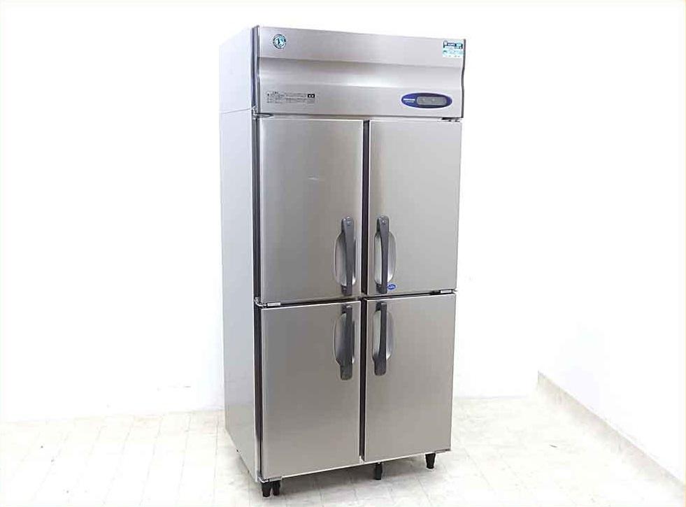 D3611【税込】2015年製 ホシザキ 業務用タテ型冷凍冷蔵庫 HRF-90ZT/インバーター搭載(冷蔵430L/冷凍129L)/120万【営業所止め】