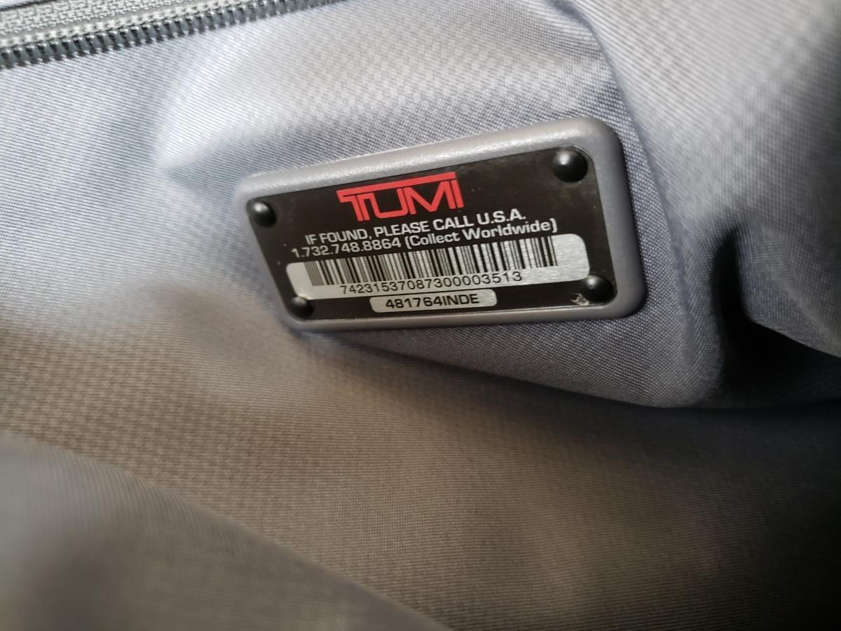 Tumi トゥミ ビジネスバック_画像4