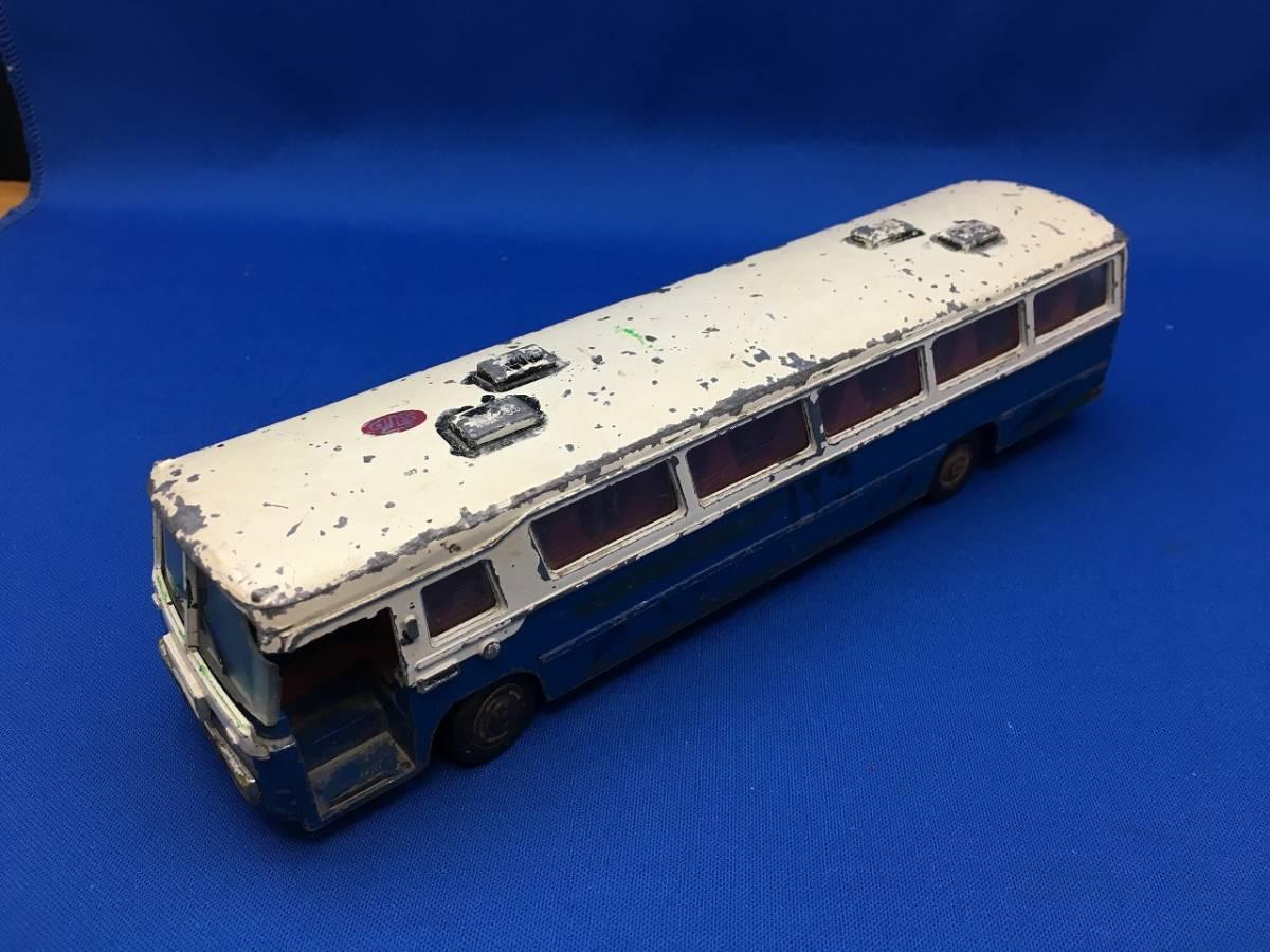 ミニカー YONEZAWA BUS matchBOX TANKER 昭和 レトロ ヨネザワ バス マッチボックス タンカー_画像5