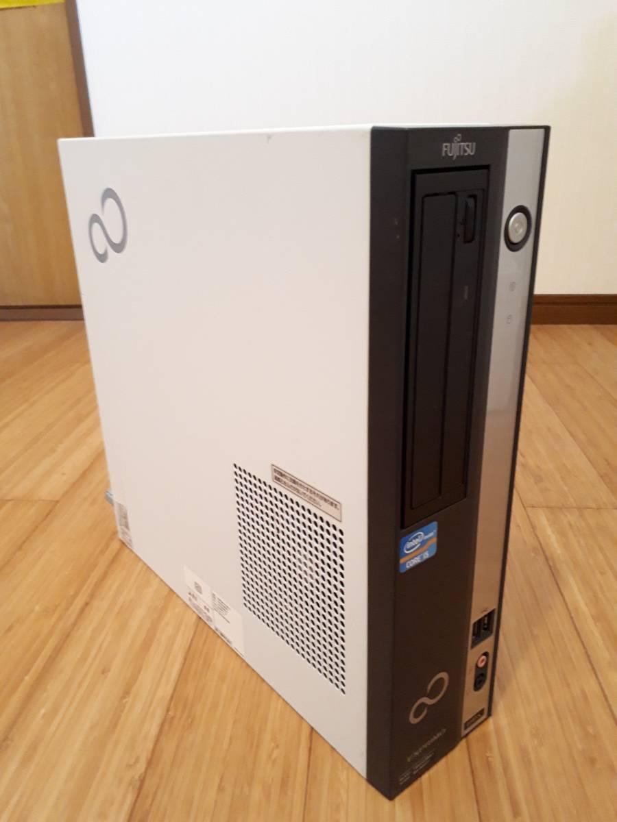 ◆富士通 FMV ESPRIMO D581/C Core i5 2500 /8GB/500GB/Win10/office365/DtoDリカバリ◆_画像2