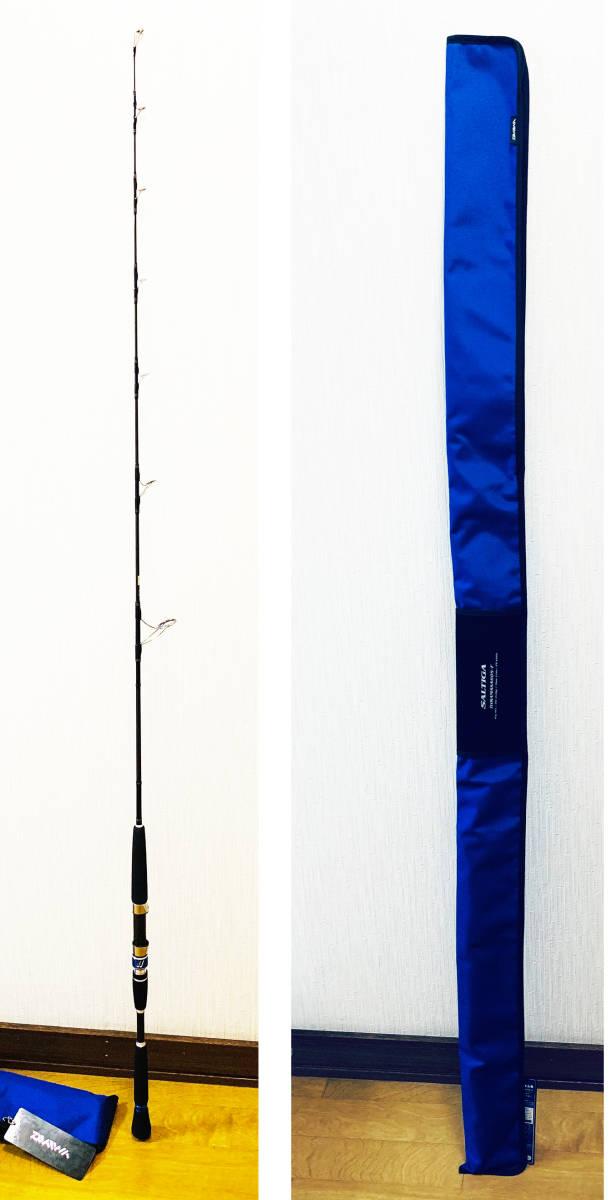【質屋 出店】Daiwa ダイワ 美品 スピニングロッド ソルティガ コースタル HIRAMASA 60S・F 1円オークション