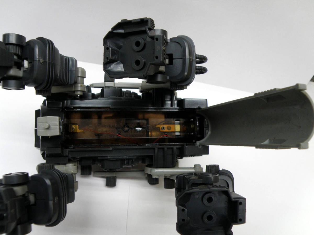 ◆ トミー ゾイド ジャンク-6 旧 マンモス ◆ ZOIDS TOMY プラモデル パーツ取り・レストア用_画像5