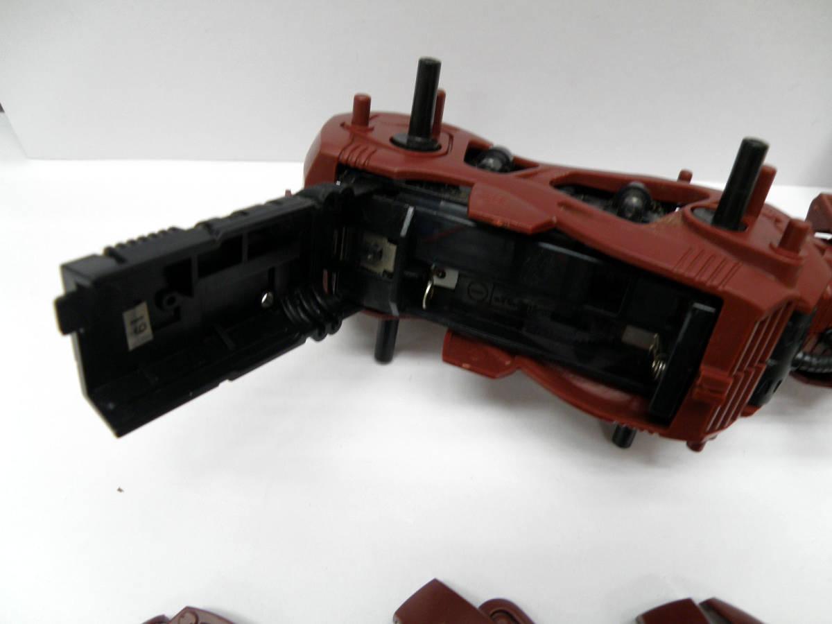 ◆ トミー ゾイド ジャンク-9 旧 グレートサーベル サーベルタイガー アサルトユニット ◆ ZOIDS TOMY プラモデル パーツ取り・レストア用_画像5