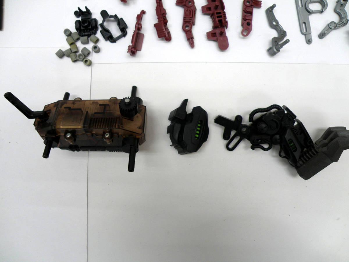 ◆ トミー ゾイド ジャンク-13 旧 ゾイドセット ◆ ZOIDS TOMY プラモデル パーツ取り・レストア用_画像3