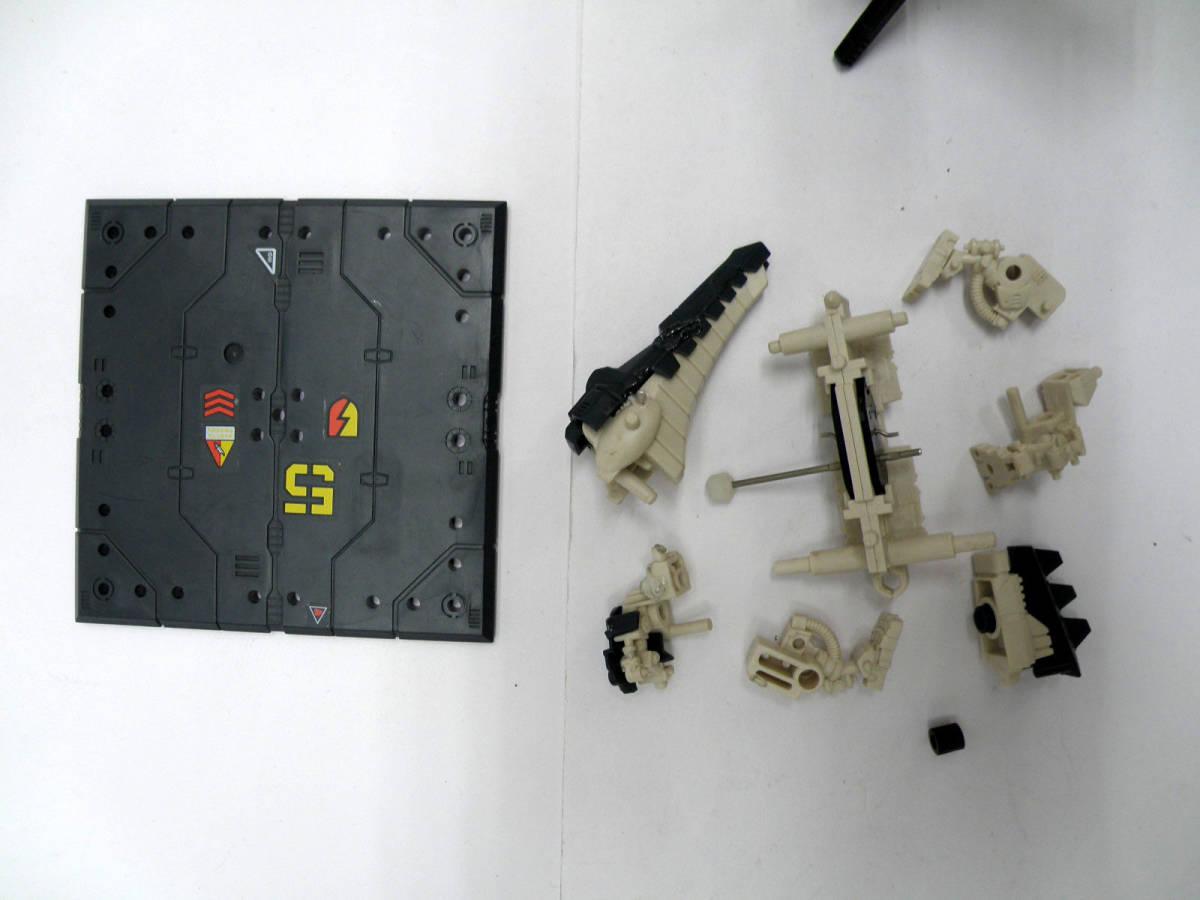 ◆ トミー ゾイド ジャンク-13 旧 ゾイドセット ◆ ZOIDS TOMY プラモデル パーツ取り・レストア用_画像5