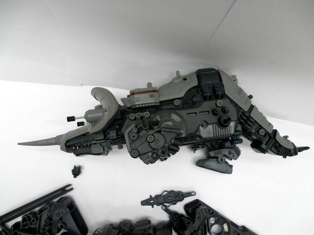 ◆ トミー ゾイド ジャンク-15 旧 マッドサンダー ◆ ZOIDS TOMY プラモデル パーツ取り・レストア用_画像2