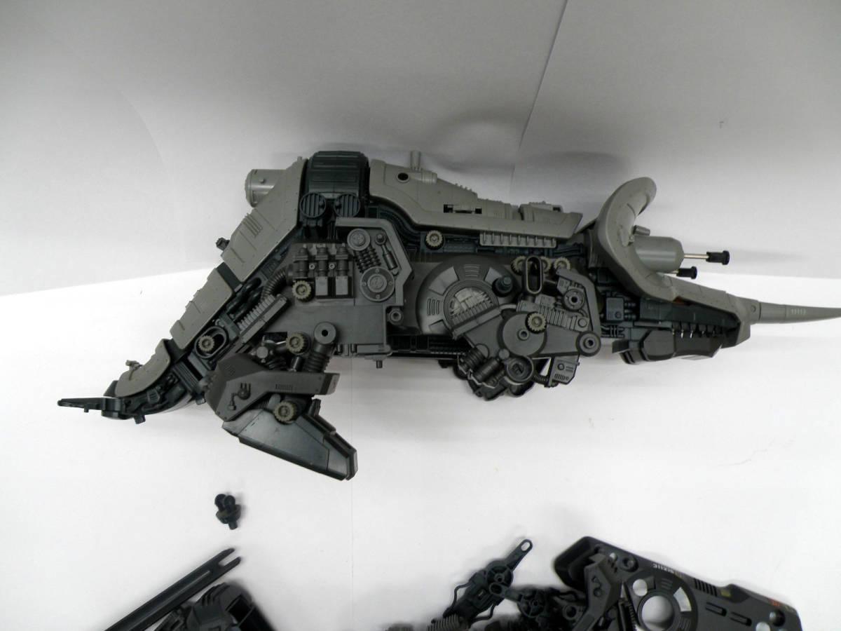 ◆ トミー ゾイド ジャンク-15 旧 マッドサンダー ◆ ZOIDS TOMY プラモデル パーツ取り・レストア用_画像3