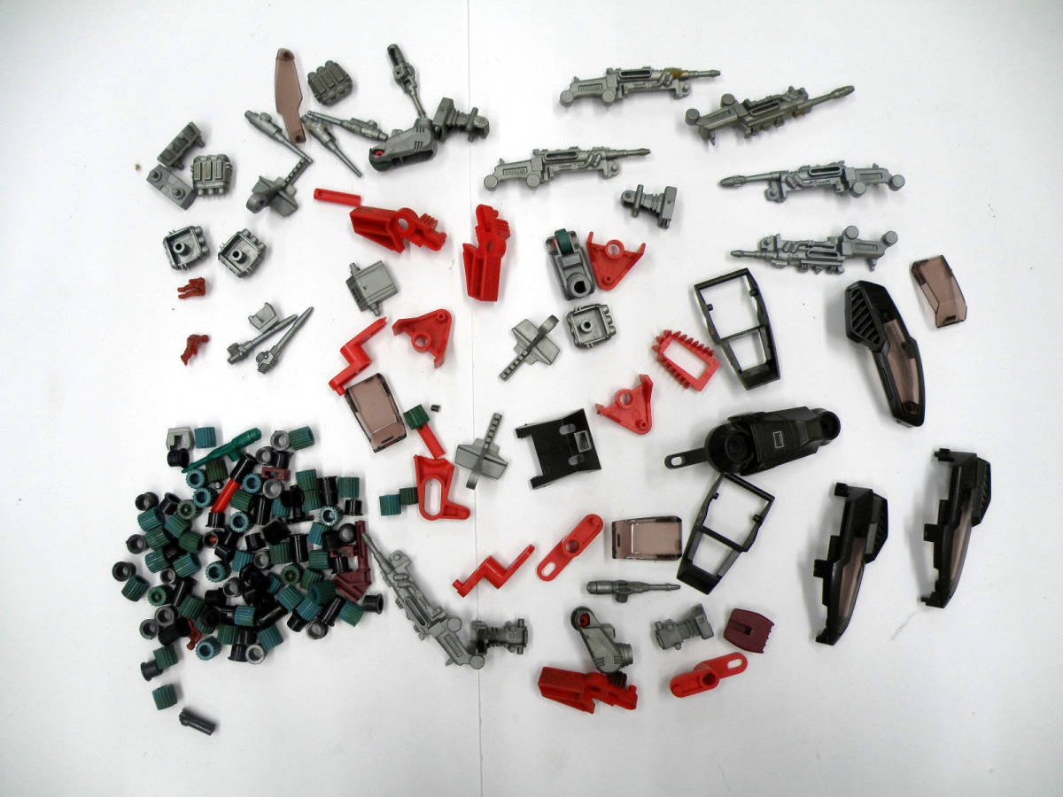 ◆ トミー ゾイド ジャンク-17 新旧 デスザウラー ◆ ZOIDS TOMY プラモデル パーツ取り・レストア用_画像9