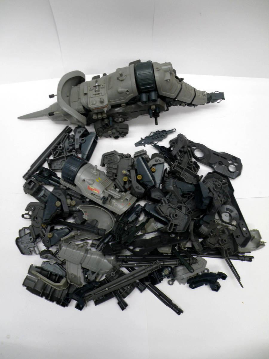 ◆ トミー ゾイド ジャンク-15 旧 マッドサンダー ◆ ZOIDS TOMY プラモデル パーツ取り・レストア用