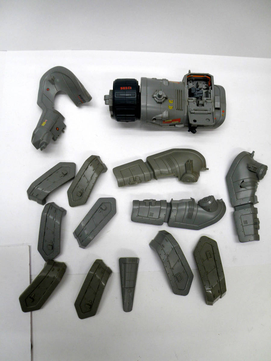 ◆ トミー ゾイド ジャンク-15 旧 マッドサンダー ◆ ZOIDS TOMY プラモデル パーツ取り・レストア用_画像5
