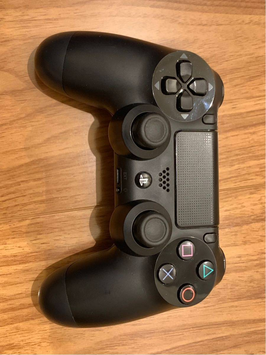 PS4 PlayStation4 PS4本体 CUH-1200A ジェットブラック プレイステーション4 SONY_画像6