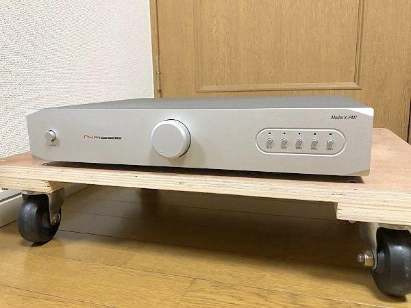 値下 エヌモード Nmode X-PM7 プリメインアンプ
