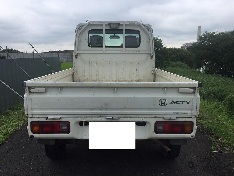 13年式 アクティトラック タウン AT 予備検査付 売切り_画像5